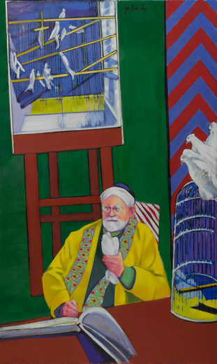 Matisse and His Birds