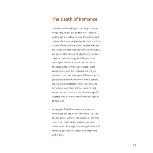 Interior Book Design Services