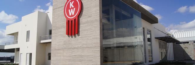 Agencias automotrices - Kenworth Puebla.