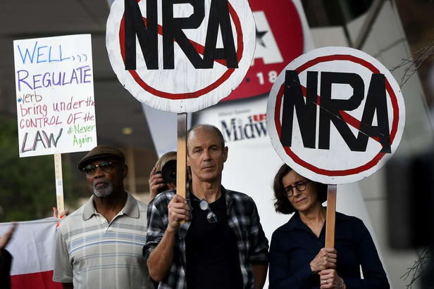 May 5, 2018 Voices In The Streets, When The NRA Comes To Dallas