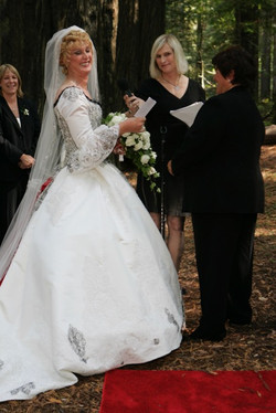 I can't read my vows
