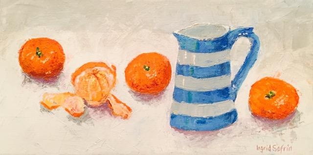 oranges jug