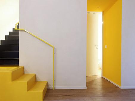 Un piccolo airbnb apartment dentro ad un ex edificio padronale