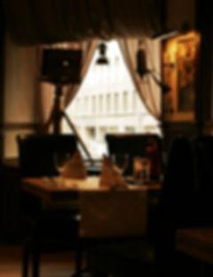 ресторане «Кабинет-Портрет»