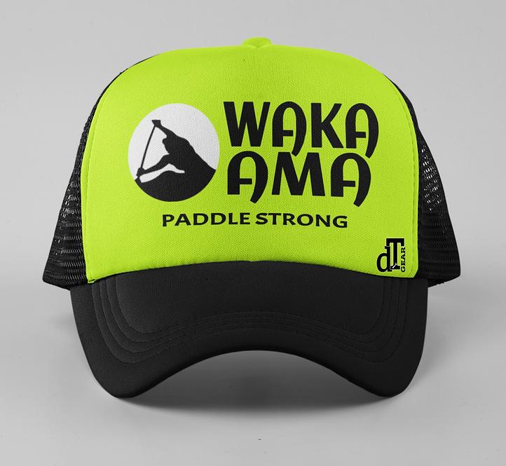 Waka Ama Paddle Strong