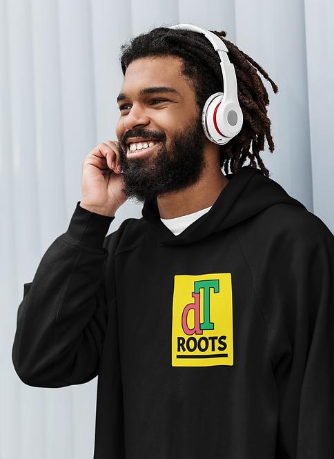 dT ROOTS Brand Hoodie