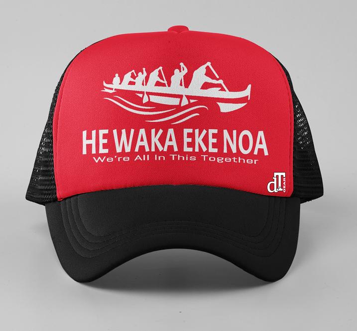 He Waka Eke Noa