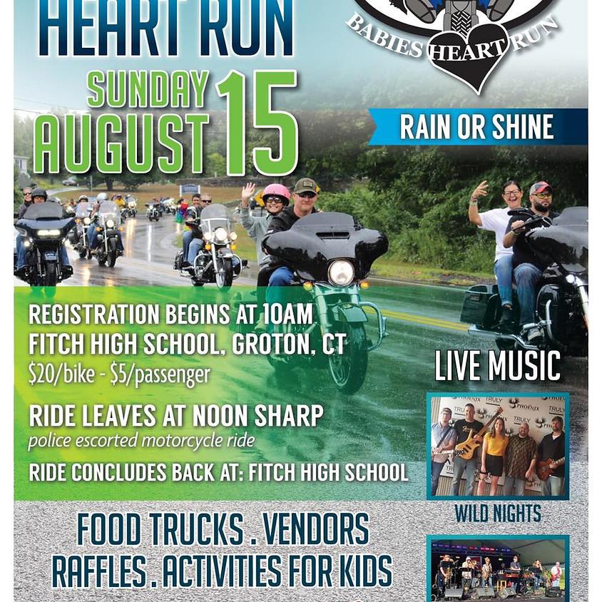 13th Annual Babies Heart Run
