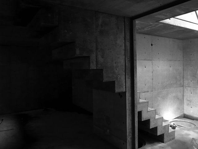 地下室 ドライエリア