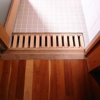 浴室のスノコ