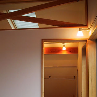 個室の照明