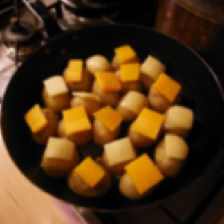ポテトチーズ