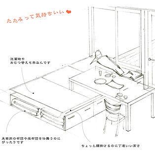 畳ダイニング