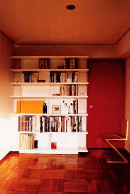 オリジナル本棚