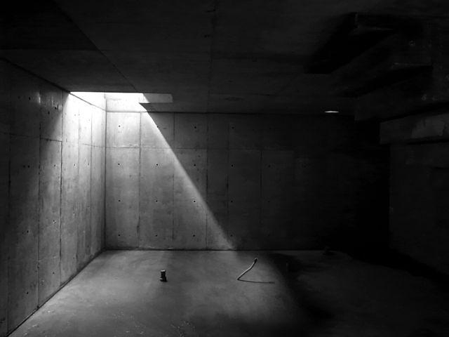 地下室 トップライト