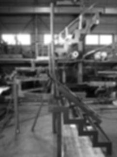 鉄骨階段 製品検査