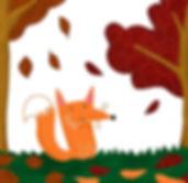 Fox art today #kidlitart #illustration #