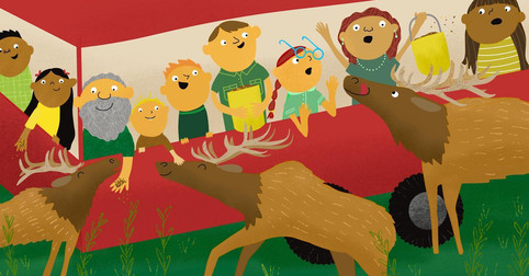 the elk ranch