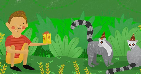 Lemur birthday