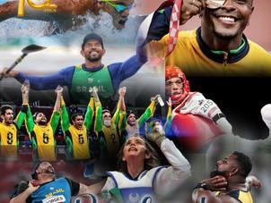 10° Dia de competições nas paralimpíadas em Tóquio