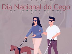 13 de Dezembro - Dia Nacional do Cego