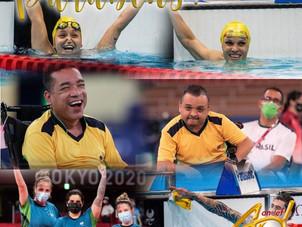 8° Dia de competições nas paralimpíadas em Tóquio