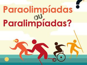 Paraolímpico ou Paralímpico?