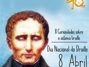 08 de Abril - Dia Nacional do Braille