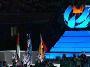Cerimônia de encerramento das Paralimpíadas de Tóquio