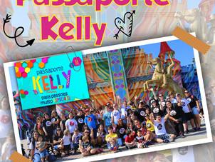 Passaporte Kelly - Para pessoas muito especiais!