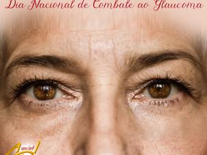 26 de Maio -Dia Nacional de Combate ao Glaucoma