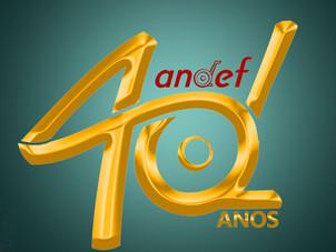 Andef, 40 anos contribuindo para que vozes caladas possam ser ouvidas