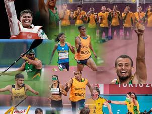 11° Dia de competições nas paralimpíadas em Tóquio