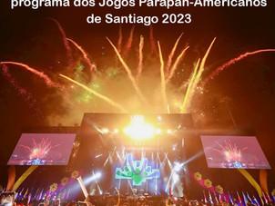 APC divulga as 17 modalidades do programa dos Jogos Parapan-Americanos de Santiago 2023