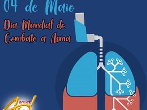 04 de Maio - Dia Mundial do Combate a Asma