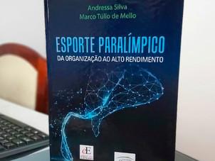 Lançamento do Livro: Esporte Paraolímpico da Organização ao Alto Rendimento