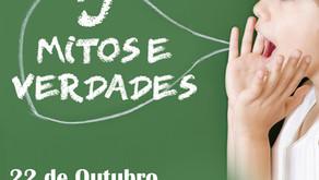 22 de outubro - Dia Internacional de Atenção à Gagueira