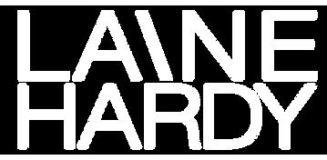 Laine Hardy - Full Logo White.png