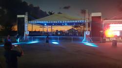 Stage at Polaris Point