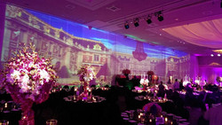 Wedding Video Mapping