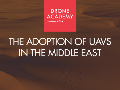 The Adoption of UAVs in the Middle East