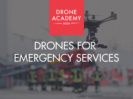 Drones for Emergency Services
