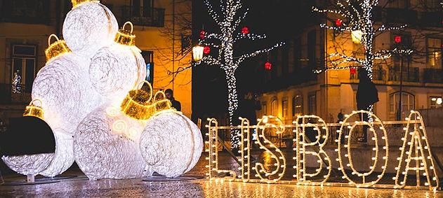 Tour Natal em Lisboa 2020