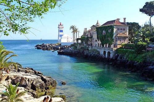 From Sintra to Cascais Tuk Tuk Tour