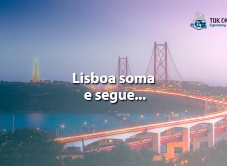 Lisboa soma e segue … mais uma vez