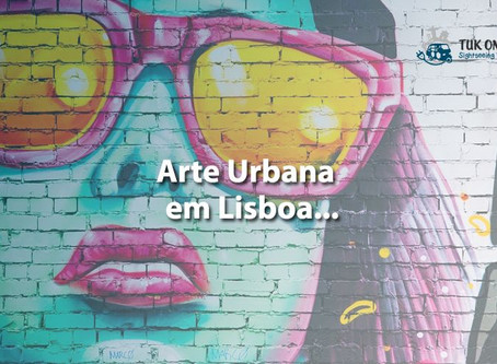 Circuito de arte urbana – Lisboa alternativa