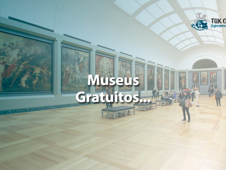 Lisboa silenciosa (e gratuita) – Museus em Lisboa