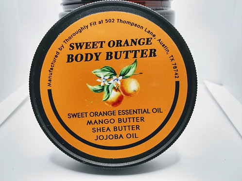 Sweet Orange Body Butter