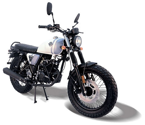 Archive Motor Cycle Scrambler 50