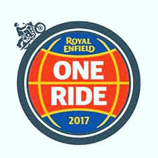 One Ride Royal Enfield 2017.